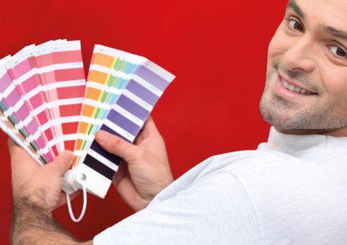 Farbmischservice