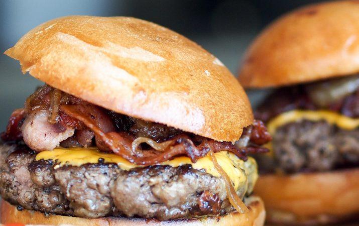Burger grillen - Grillrezept