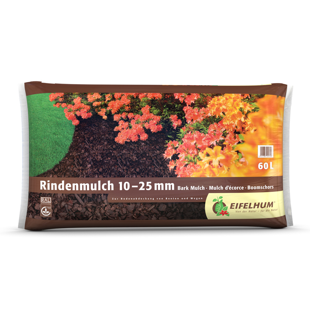 Eifelhum Rindenmulch